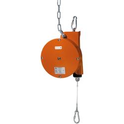 Federzug Typ 7236/3 35 - 45 kg mit Arretierung