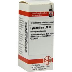 LM LYCOPODIUM III