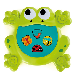 Hape Hungriger Frosch Badespielzeug