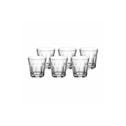 montana-Glas Whiskyglas SKIP Whiskybecher 270 ml 6-tlg. (6-tlg)