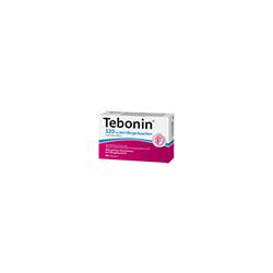 TEBONIN 120 mg bei Ohrgeräuschen Filmtabletten 60 St