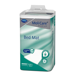 MoliCare Premium Bed Mat 5 Tropfen 60 x 60 cm, 30 Stück