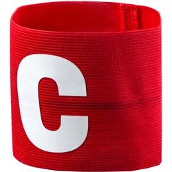 JAKO Team Kapitänsbinde in rot, Größe 2 rot 2