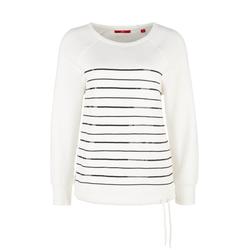 Kuschel-Sweatshirt Damen Größe: 32
