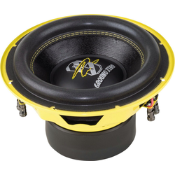 Ground Zero Subwoofer (Ground Zero GZRW 25XSPL 25cm Subwoofer)