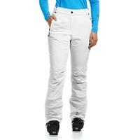 Maier Sports Damen Skihose Vroni Slim weiß