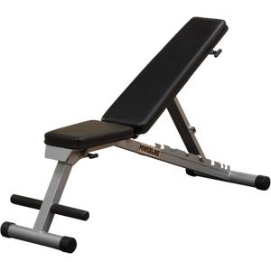 Steelflex Hantelbank, klappbar, PFID-135X