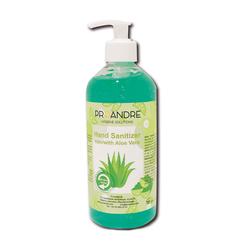 Proandre Hand Sanitizer Gel Aloe Vera 500ml, 3er Pack