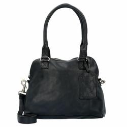 Cowboysbag Bag Carfin Schultertasche Leder 36 cm black
