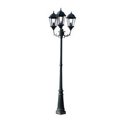 vidaXL Außen-Stehlampe