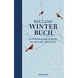Reclams Winterbuch - Buch