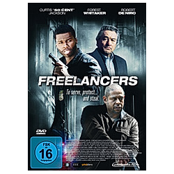 Freelancers - DVD  Filme