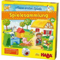Haba Spielesammlung, Meine ersten Spiele - Spielesammlung