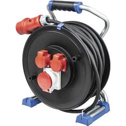 CEE-Kabeltrommel Xperts 285mm, 25m, H07RN-F 5G1,5, 400V/16A,  IP44