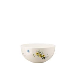 Rosenthal Schüssel Brillance Fleurs des Alpes Schüssel 22 cm, Porzellan, (1-tlg)