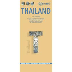 Borch Map Thailand