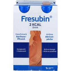 FRESUBIN 2 kcal DRINK Aprikose Pfirsich Trinkfl. 800 ml