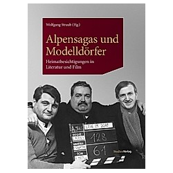 Alpensagas und Modelldörfer - Buch