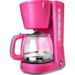 Prinz PZ-FK 1 Kaffeemaschine Pink Fassungsvermögen Tassen=8