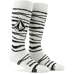 VOLCOM LODGE Socken 2021 white tiger - S/M