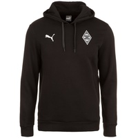Puma Herren BMG Badge Hoody Sweatshirt, Black, M