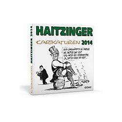 Haitzinger Karikaturen 2014. Horst Haitzinger  - Buch