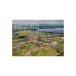 Joachimsthal am Rand der Schorfheide (Wandkalender 2021 DIN A3 quer)
