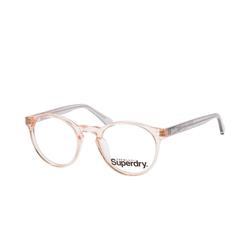 Superdry Goro 116, inkl. Gläser, Runde Brille, Damen