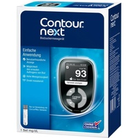 BAYER Contour Next Set mg/dl