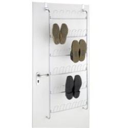 Türregal für Schuhe(LBH 14x59x151 cm) Wenko