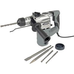 Brüder Mannesmann Werkzeuge Bohrhammer 1500W, 230 V, max. 800 U/min