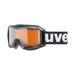 Uvex Skibrille Skibrille Flizz LG Black Mat