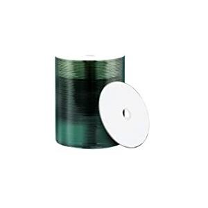 Nierle CD-R 700 MB / 80 min, 52x, Prodye Edition, Voll bedruckbar, 100 Stück in ECO-Pack