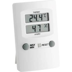 TFA Dostmann 30.5000.02 Thermo-/Hygrometer Weiß