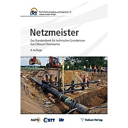 Netzmeister - Buch