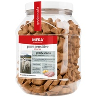 Mera pure sensitive goody snacks Truthahn & Kartoffel 600 g