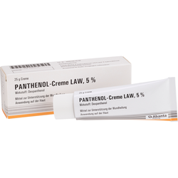 Panthenol-Creme LAW 5%