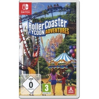 Roller Coaster Tycoon Adventures (Nintendo Switch)