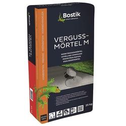 Bostik Vergussmörtel M Reparaturmörtel 25 kg Sack