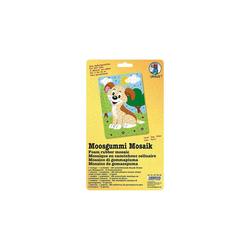 URSUS Malvorlage Moosgummi Mosaik Hund