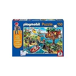 Playmobil  Baumhaus (Kinderpuzzle)