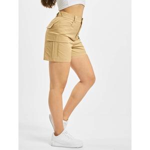 Glamorous Shorts Frauen  Ladies in beige