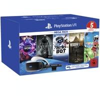 Sony PS4 VR Brille + Kamera + 5 Spiele (Bundle)