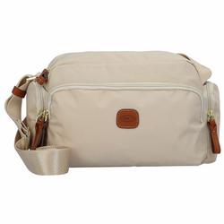 Bric's X-Bag Umhängetasche 31 cm beige-leather