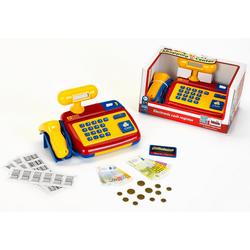 Klein Spielkasse Elektronische Kasse mit Scanner