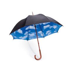 Klein & More Stockregenschirm MoMA SKY Regenschirm