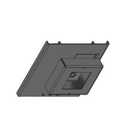 Pelletbrenner Tür für Orligno 100 16kW