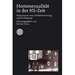 Homosexualität in der NS-Zeit - Buch