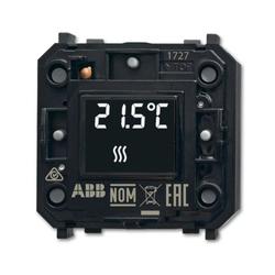 Busch Jaeger RTC-F-1.PB-WL, Raumtemperaturregler, Wireless, Busch-free@home, Sensoren /Bewegungsmelder /Raumtemperaturregler, Wireless