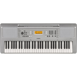 Yamaha Keyboard YPT-360, mit Songbook zum downloaden